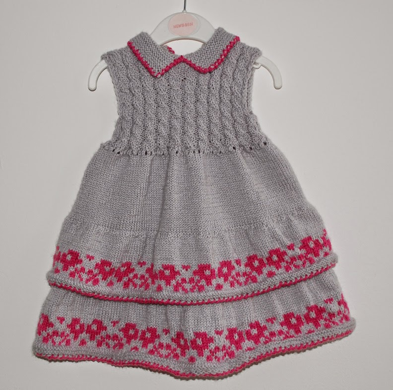 Rochita tricotata 1-2 ani