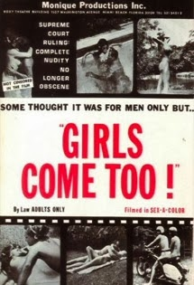 Girls Come Too! 0 (1968) Nudist Short
