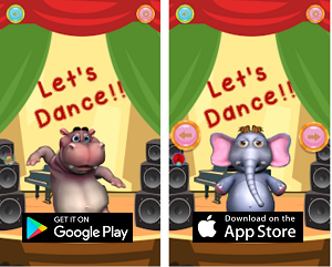 Kids Game of the Month – Animal Dance for Fun