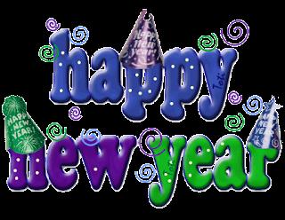 Kartu Ucapan Tahun Baru 2013 Bahasa Inggris