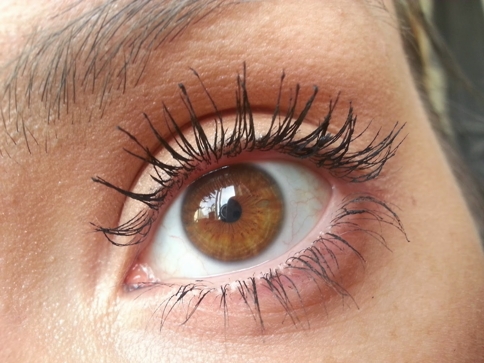 Rimmel Extra 3D Lash Mascara After Photo Review