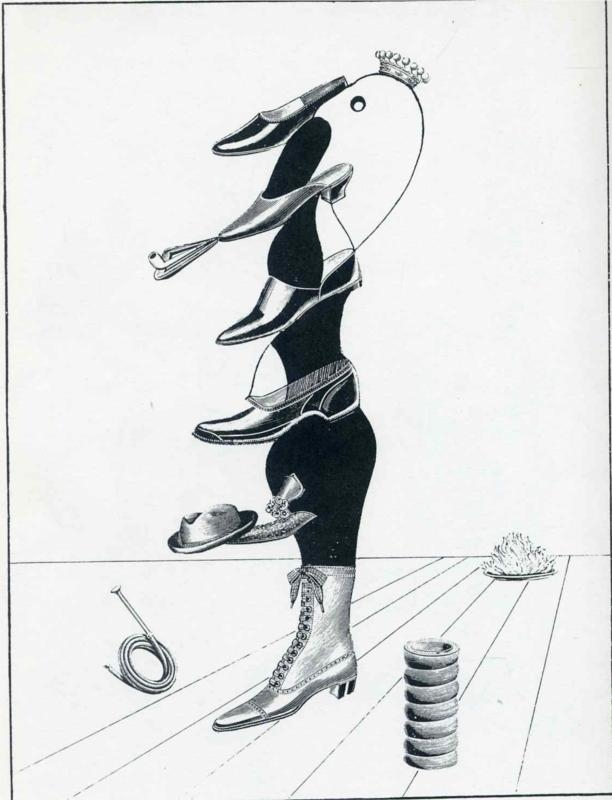 Max Ernst French Dadaist Surrealist Painter