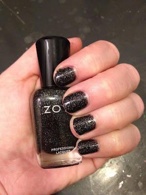 Zoya, Zoya Storm, Zoya Ornate Collection, nail polish, nail varnish, nail lacquer, manicure, mani monday, #manimonday, nails