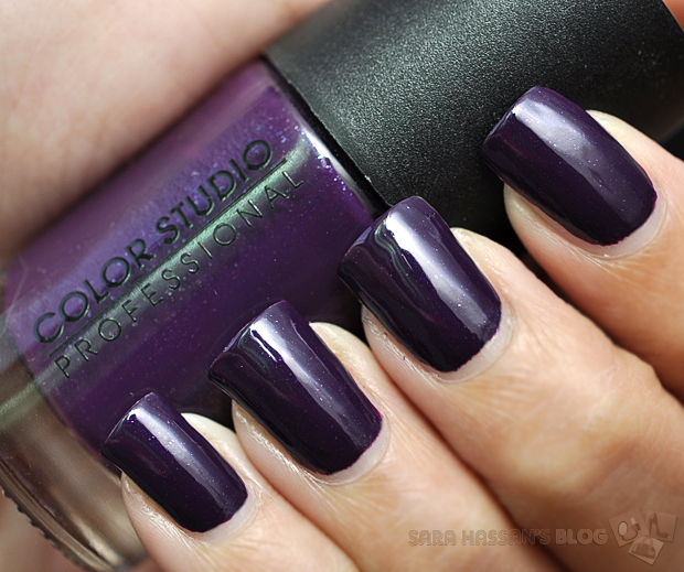 Color Studio Pro Nail Color - Romance