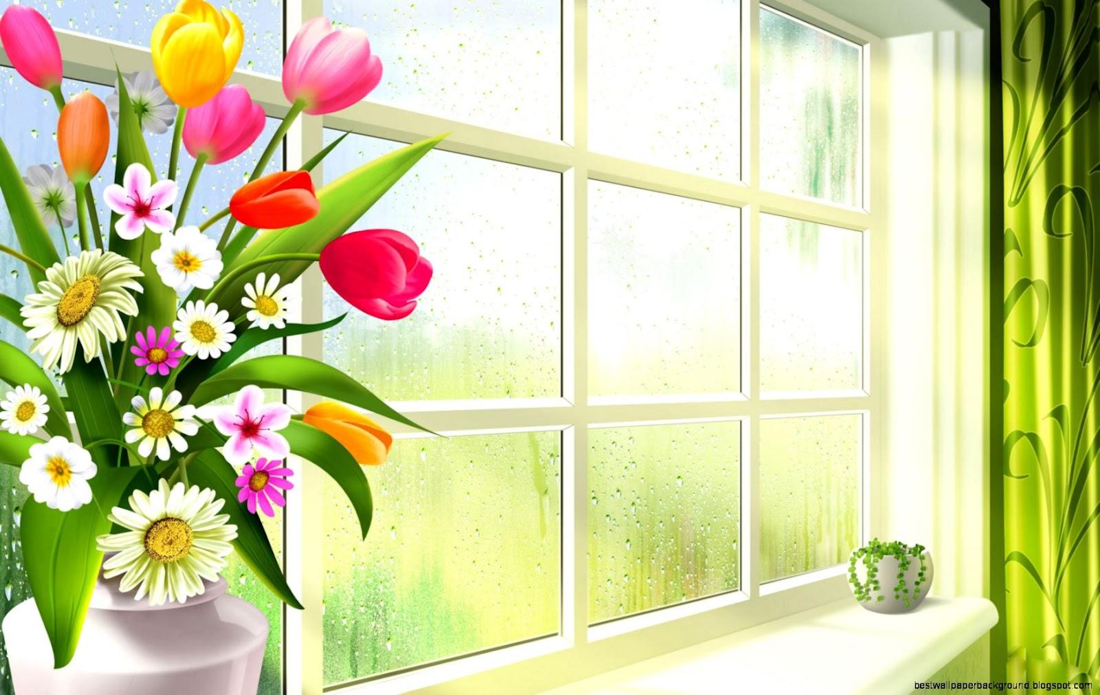 Spring Desktop Backgrounds Wallpaper Best Wallpaper Background