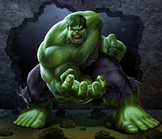 GAMBAR HULK TERBARU Kartun Hulk Unik