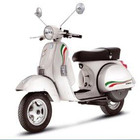 Unica Modifica Vespa Motore Italiano