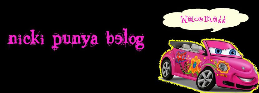 [♥]Nicki Punya Belog[♥]