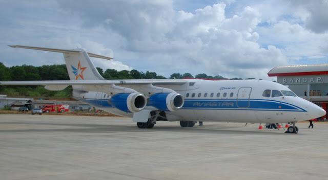 Pesawat Aviastar hilang kontak di Sulawesi Selatan dengan Membawa 7 Penumpang Serta 3 Crew Pesawat.
