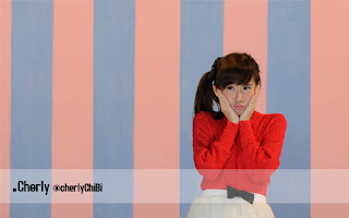 Biodata Foto Cherly  ChiBi - Cherry Belle