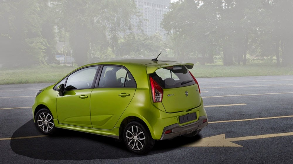 Proton Iriz The Cheapest And New Car Model In Malaysia The - Cheapest new car