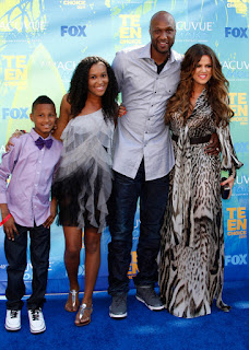 Lamar Odom's Kids & The Kardashian-Jenners Release Statements