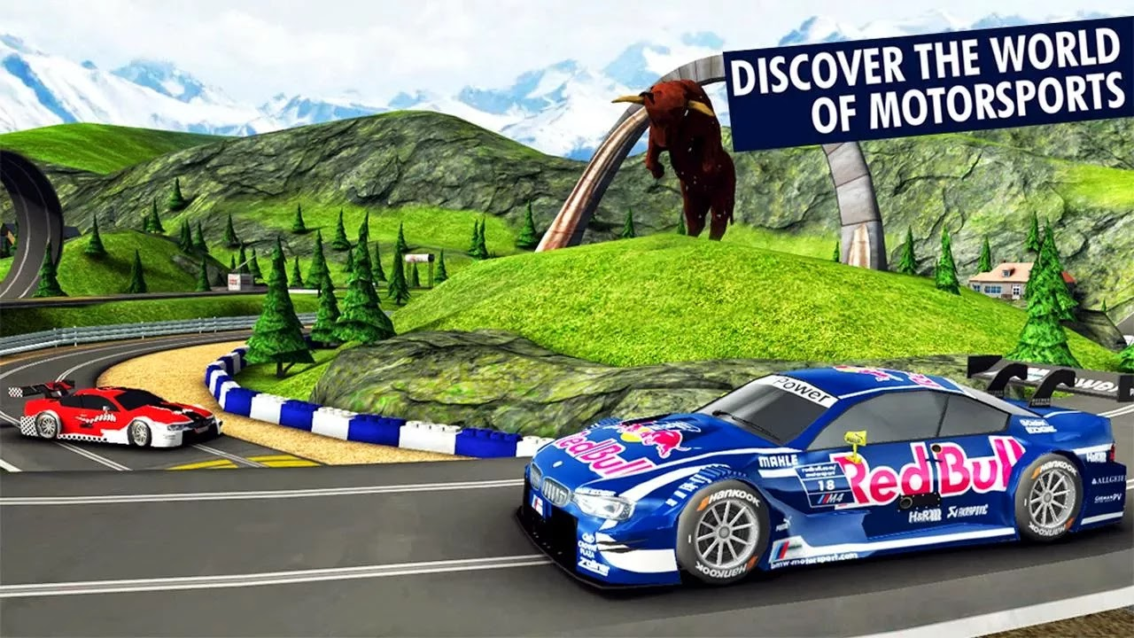 Red Bull Racers v1.1 Mod [Unlimited Money]