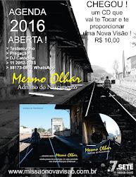 CD Mesmo Olhar - Adriano do Nascimento