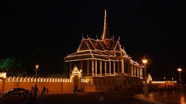 Nouvel an 2016 à Phnom Penh