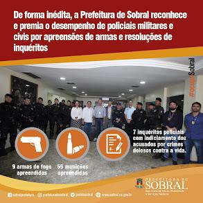 RECONHECIMENTO DOS POLICIAIS MILITARES E CIVIS