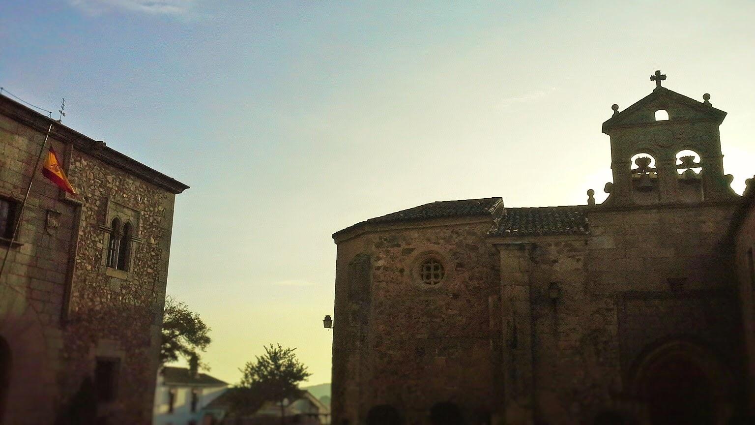 Viaggio a Caceres, Extremadura, Spagna