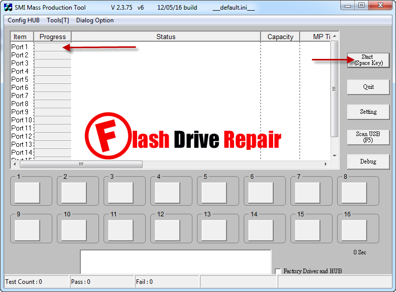 Patriot Axle USB flash drive Format Tool