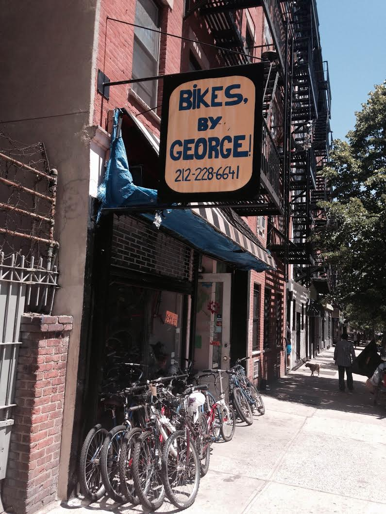 Bikes By George Rent hike will force Bikes By