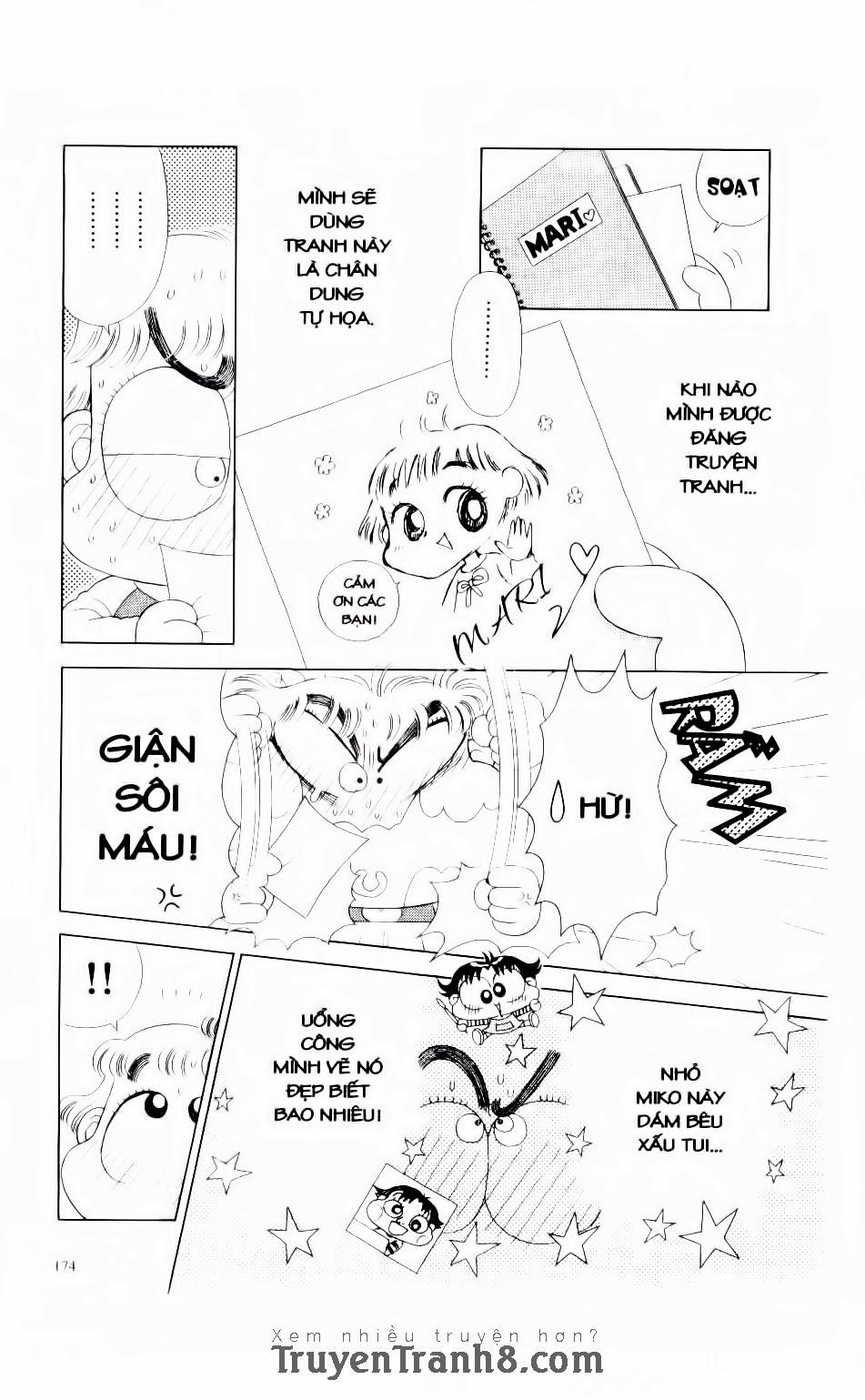 Miko Selection - Red chap 8 - Trang 11