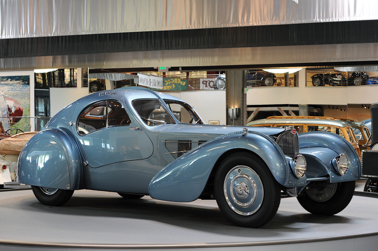 Bugatti atlantic - photo#15