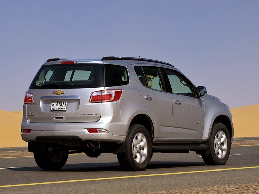 Chevrolet Trailblazer Wallpaper 59