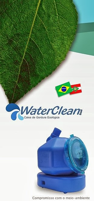 WaterClean - Caixas de Gordura Ecológicas