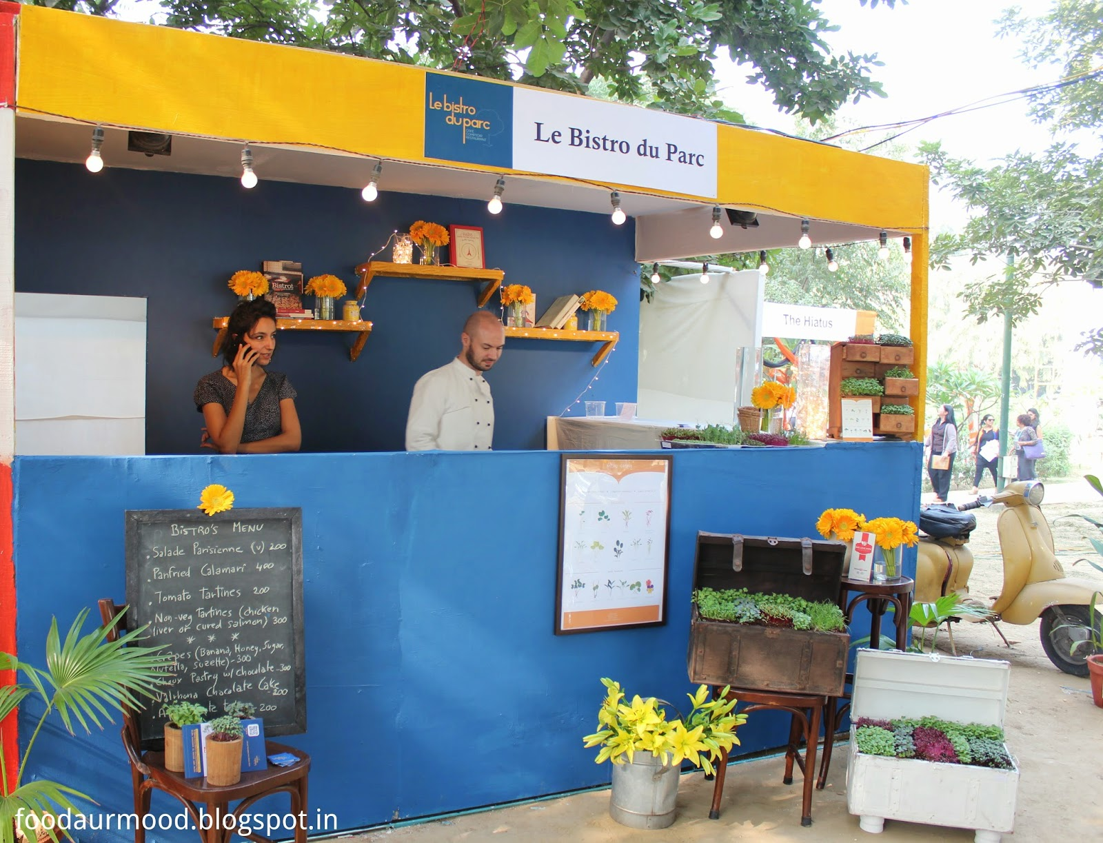 bistros, olive bar and kitchen, food festival, Palate Fest 2014
