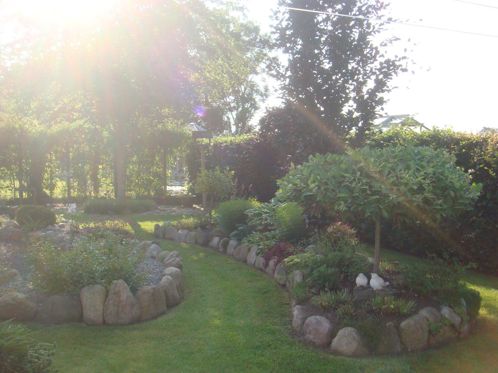 Møllebakkehaven: rundtur i haven
