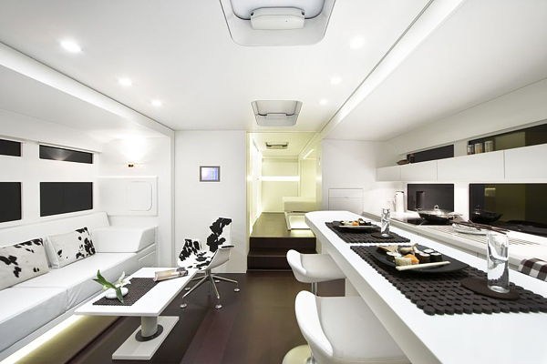 Design planet luxury mobile home design for Mobel luxus designer