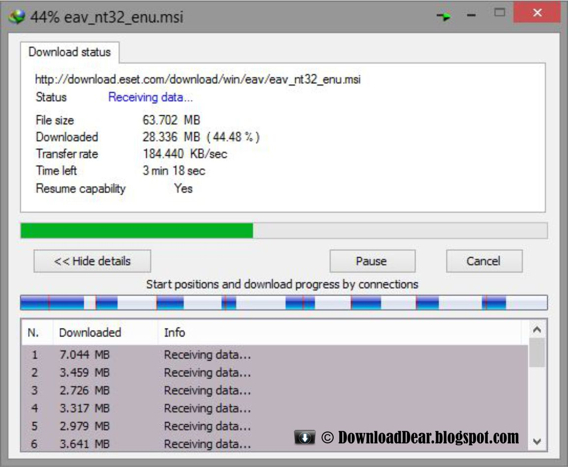 Internet download manager 5.19.2 final multilingual full