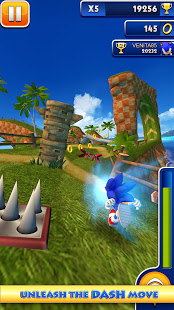 Sonic Dash v13.11.25 APK + DATA Unlimited Red Stars And Rings