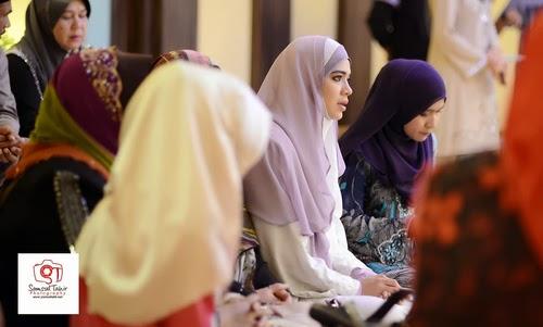 (14 GAMBAR)Khatam Al Quran, Doa Selamat dan Berinai