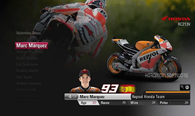 Screenshot Moto Gp 2013
