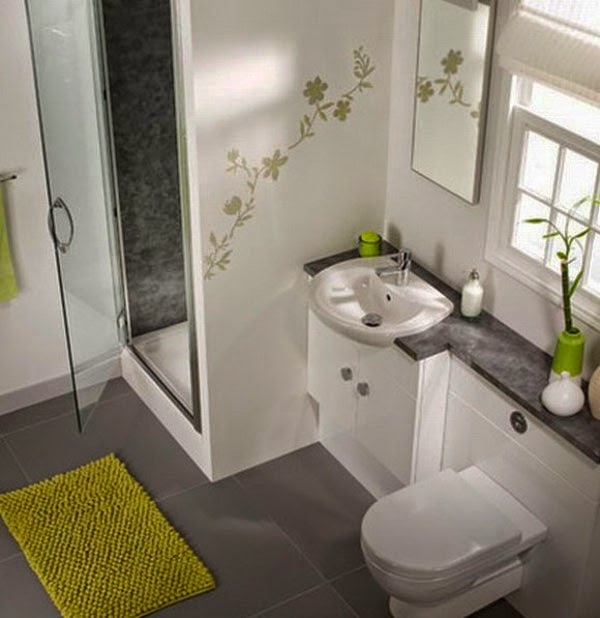 New  Ideas for Small Bathroom Design Ideas for Home Cozy