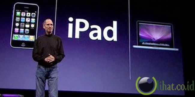 Sempat dinamai iPad