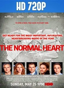 The Normal Heart 720p Español Latino 2014