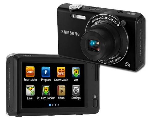 Samsung SH100 (Giá tham khảo 3,98 triệu)