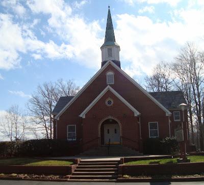 Spiritual Places Spiritual Moments Liberty Baptist Church Candler Nc
