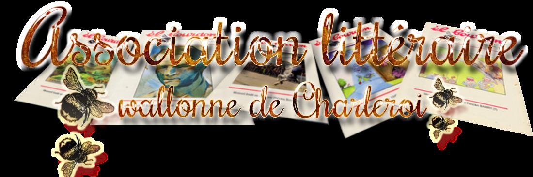 Association littéraire  wallonne  de Charleroi