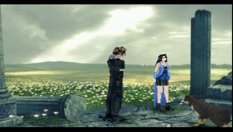 Final Fantasy VIII, Squal and Rinoa