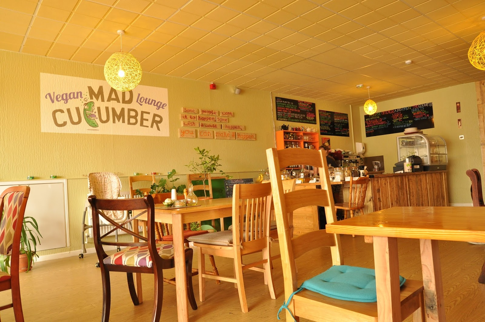 Mad cucumber bournemouth s vegan restaurant my virgin