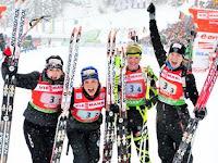 Equipe de France de biathlon féminine