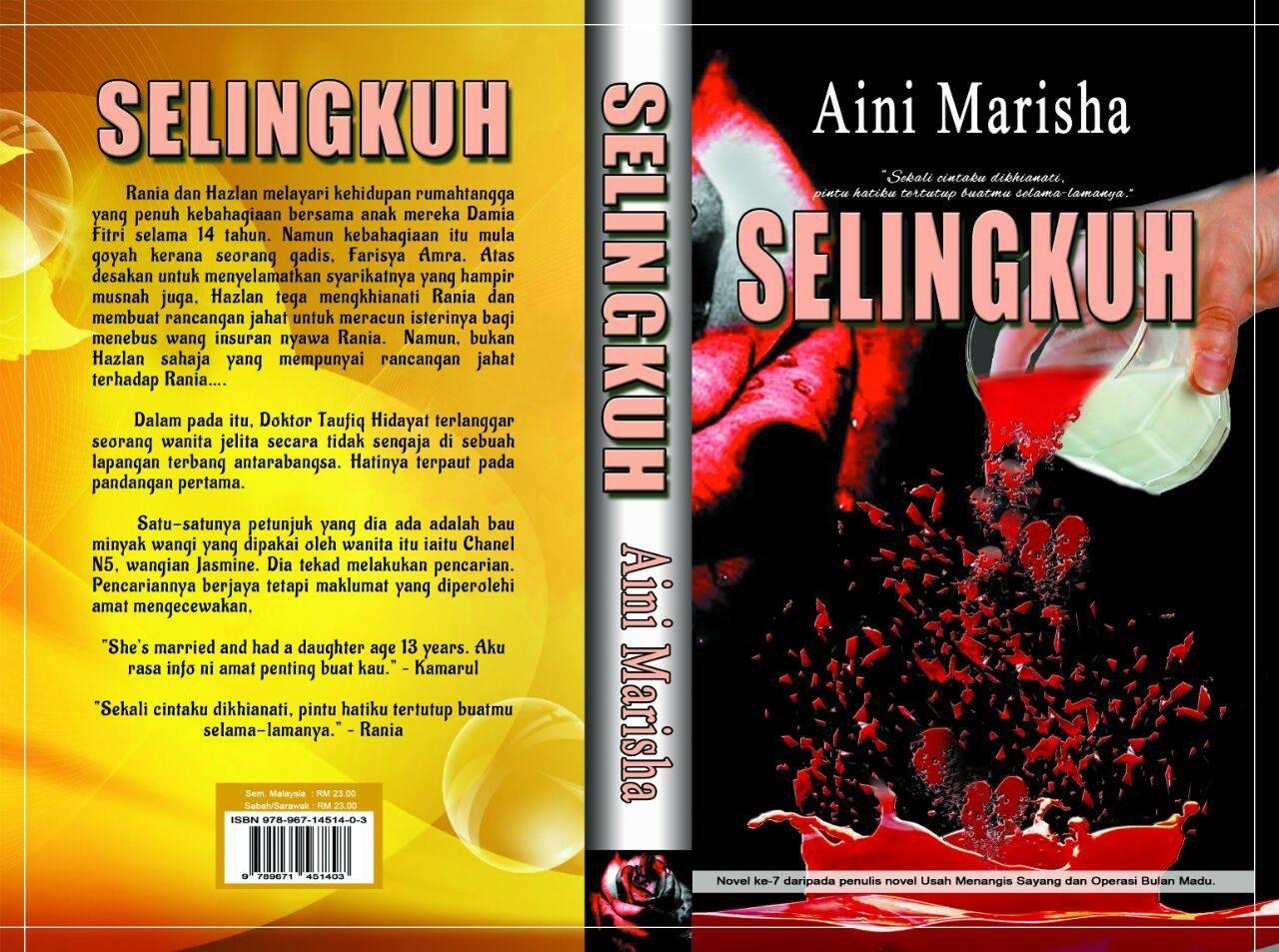 SELINGKUH (OKTOBER 2016) RM23.00
