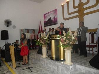 Evento - Campanha de Oração em Beberibe