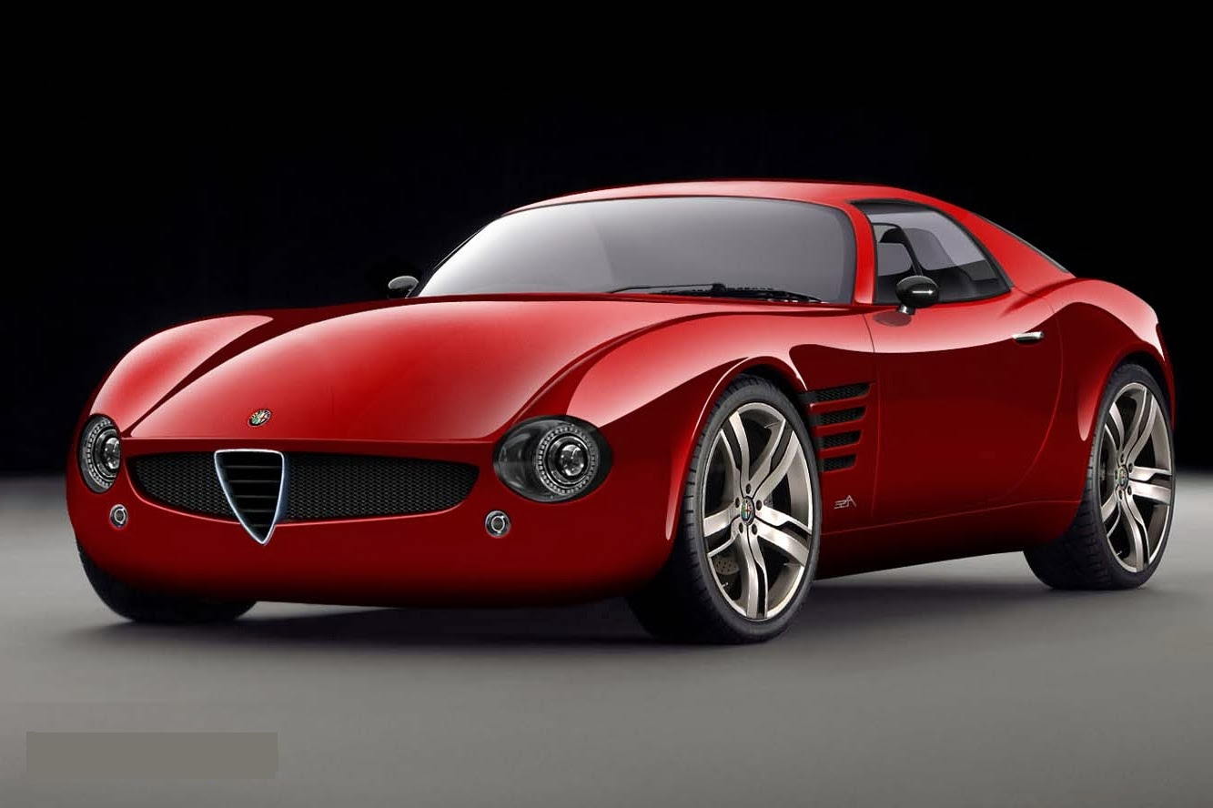 new alfa romeo spider exclusive images news auto express. Black Bedroom Furniture Sets. Home Design Ideas