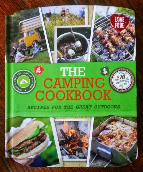 The Camping Cookbook from Parragon Books review