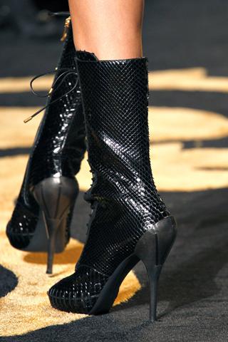 Botas para mujer Tendencias otoño invierno moda 2012