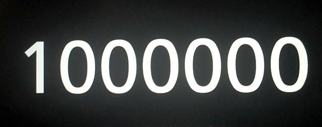 Nasz pierwszy milion