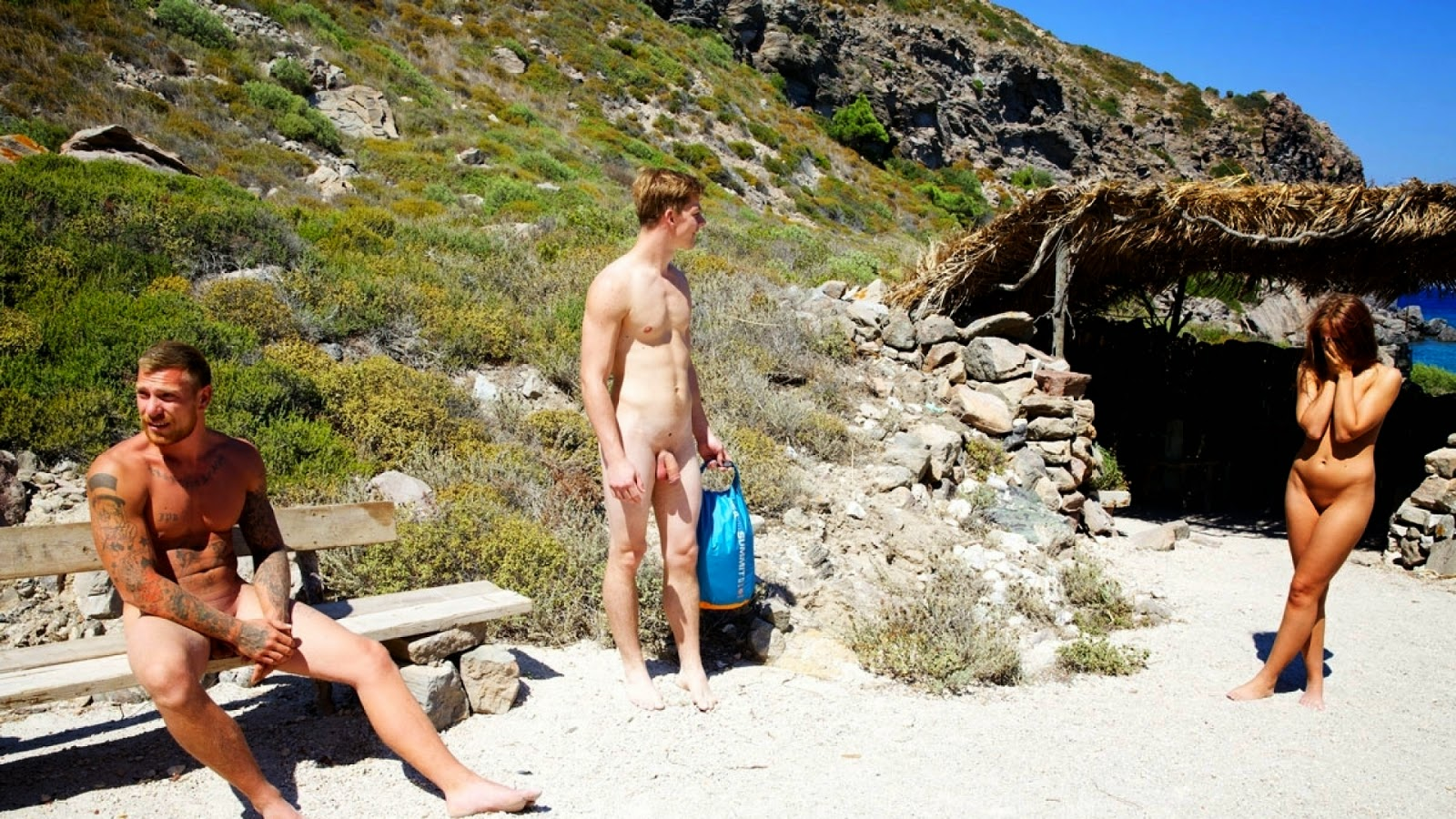 nudity in maximum risk
